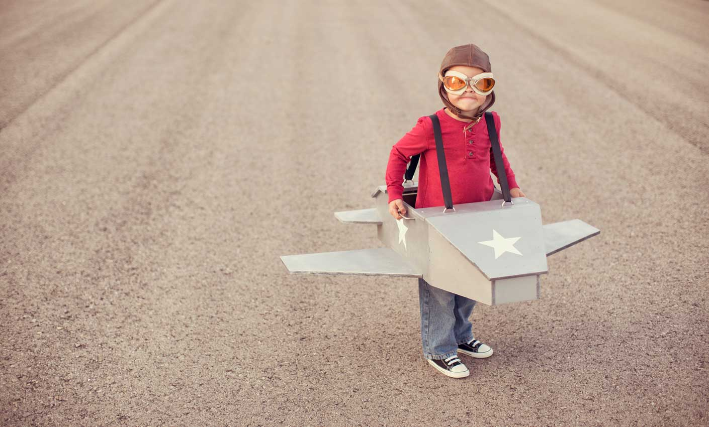 Learn to Fly. Follow your dream